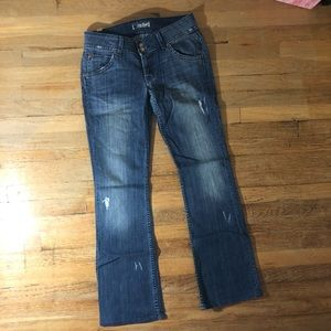 Hudson Jeans - Flared/boot cut, size 29